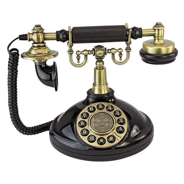 Design Toscano Brittany Neophone 1929 Reproduction Telephone
