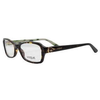 Vogue 0VO2738B W656 Dark Havana Plastic Optical Frame - Dark Havana - 52-16-135