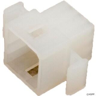 Cap Housing, Female, AMP, 9 Pin