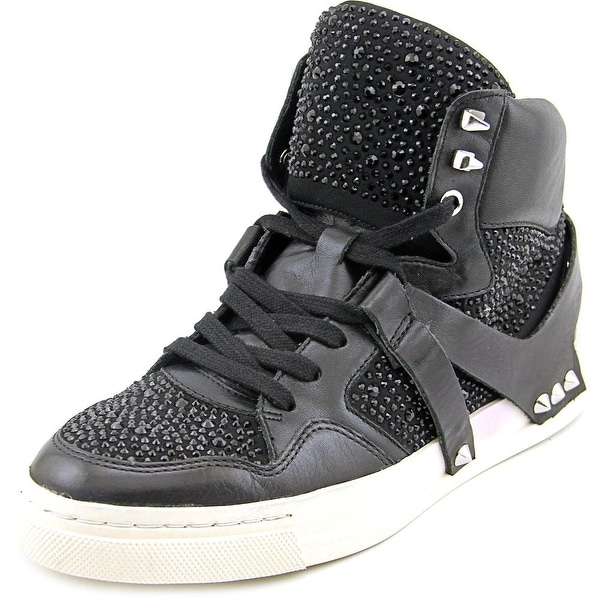 Ash Eden    Leather  Fashion Sneakers
