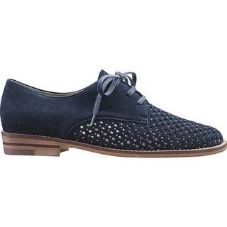 ara Women's Kyleigh 31202 Oxford Midnight Leather