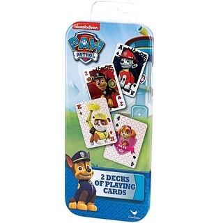 Paw Patrol Set of 2 Card Decks