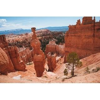 Sedona Arizona Rocks Photograph Wall Art Canvas