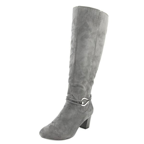 Karen Scott Gaffar Grey Boots