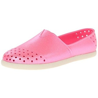 Native Girls Verona Perforated Glitter Casual Shoes