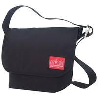 Manhattan Portage  Vintage Messenger Bag (Medium) Black - us one size (size none)