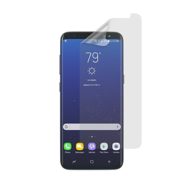 Unlimited Cellular Standard Screen Protector for Samsung Galaxy S8 - Clear - (2