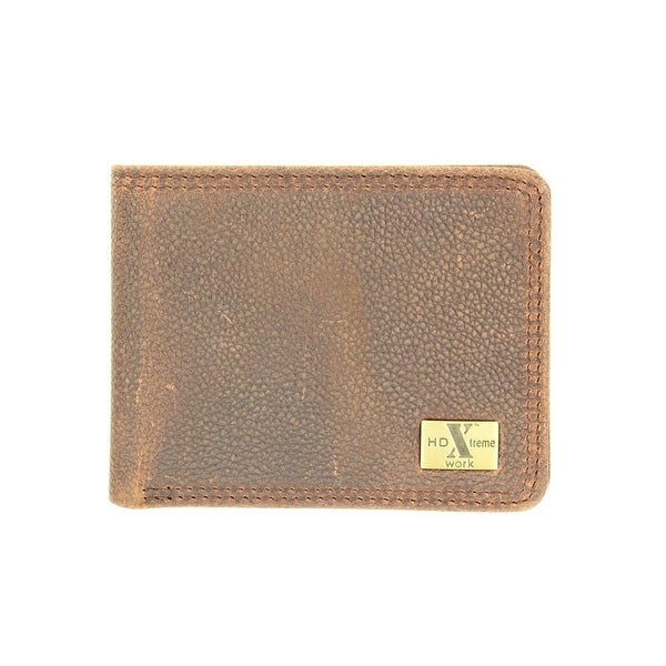 Nocona Western Wallet Mens Pass case HDX Extreme Work - One size