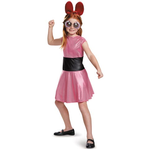 Disguise Blossom Classic Child Costume - Pink/Black