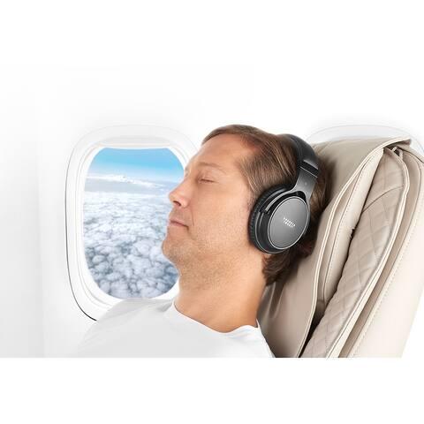 Sharper Image Noise Cancelling Bluetooth Headphones