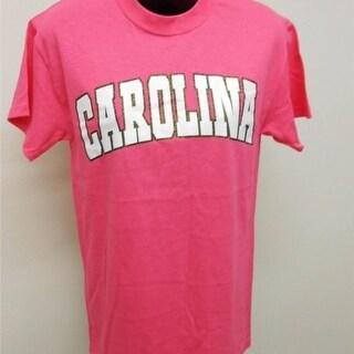 - NORTH CAROLINA TAR HEELS WOMENS (S) SMALL Shirt by J. AMERICA 52RG