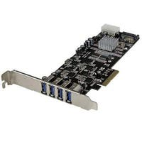 Startech Pexusb3s44v 4 Port Pci Express (Pcie) Superspeed Usb 3.0 Card Adapter