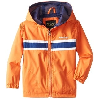 iXtreme Boys 2T-4T Spring Jacket (Option: Orange)