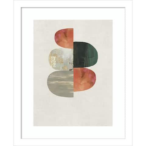 Evolving Energy II by Tom Reeves Framed Wall Art Print