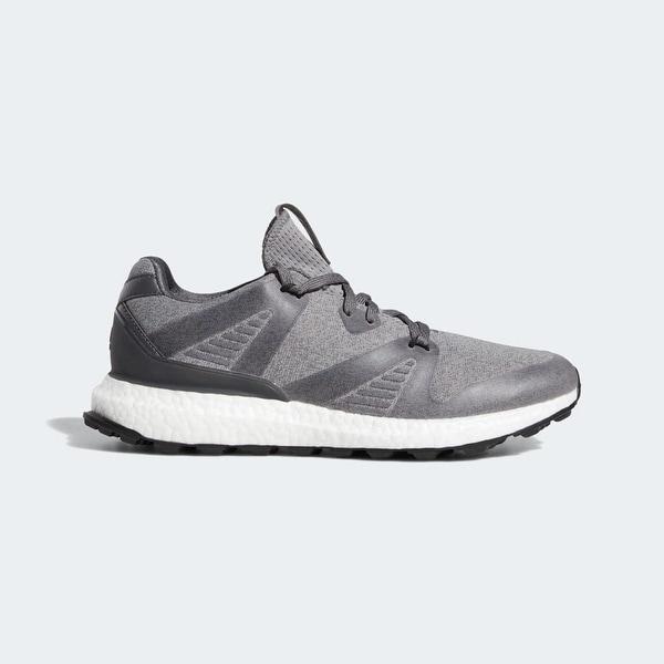 Men's Adidas Crossknit 3.0 Grey Three/Grey/Black Golf Shoes BB7884. Opens flyout.