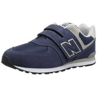 New Balance Kids' 574v1 Essentials Hook and Loop Sneaker