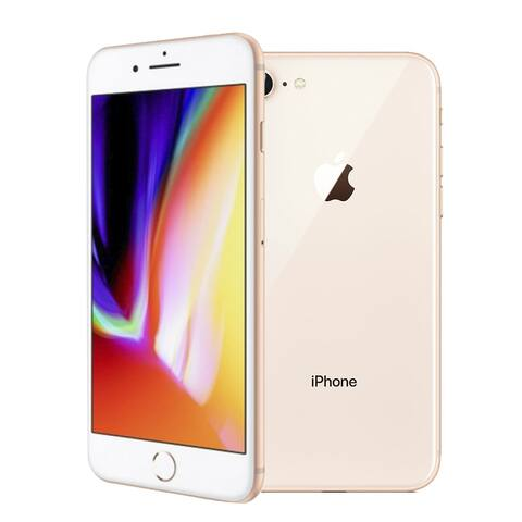 Refurbished Apple iPhone 8 256GB GSM Unlocked Gold