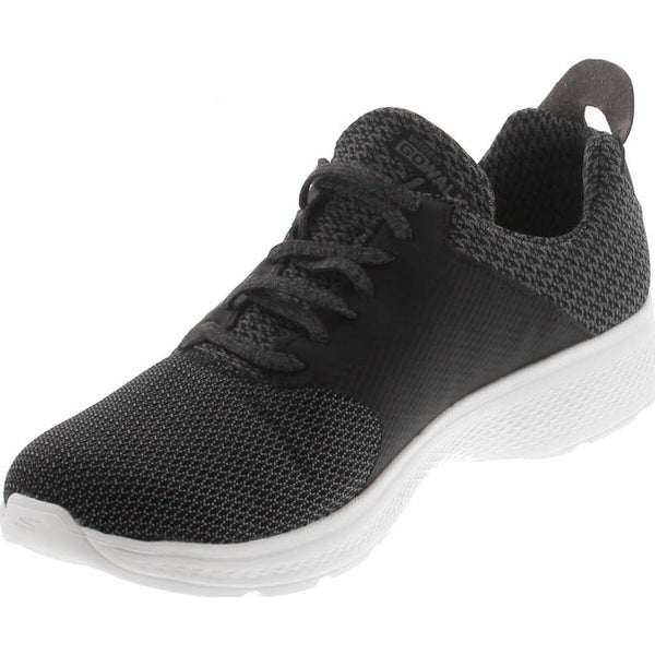 Shop Skechers Mens 54170 Gowalk 4 Instinct Sneaker Black