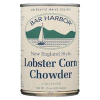 Bar Harbor Lobster Corn Chowder - Case of 6 - 15 oz.