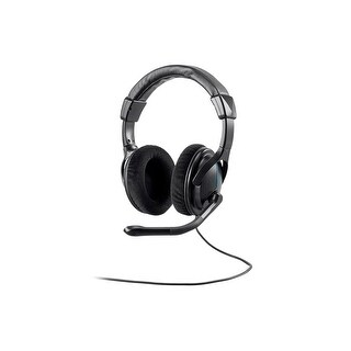Monoprice MP Gaming Headphone for PC, PlayStation, and Xbox