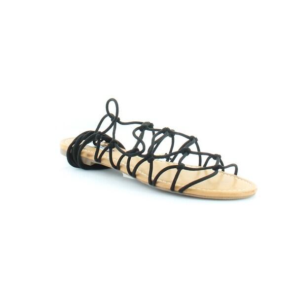 INC International Concepts Gallena Women's Sandals Black