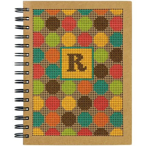 """Dimensions Dots Large Journal -6""""X8"""""""
