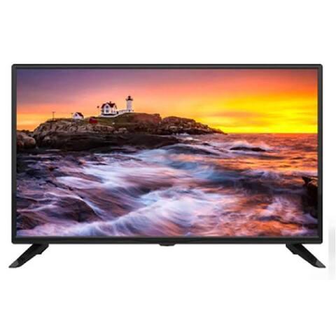 Sansui 32-Inch 720p HD LED TV Bundle w/ HDMI Cable - Black