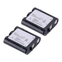 Replacement Battery For Panasonic KX-TG2227S Cordless Phones - P511 (850mAh, 3.6v, NiCD) - 2 Pack