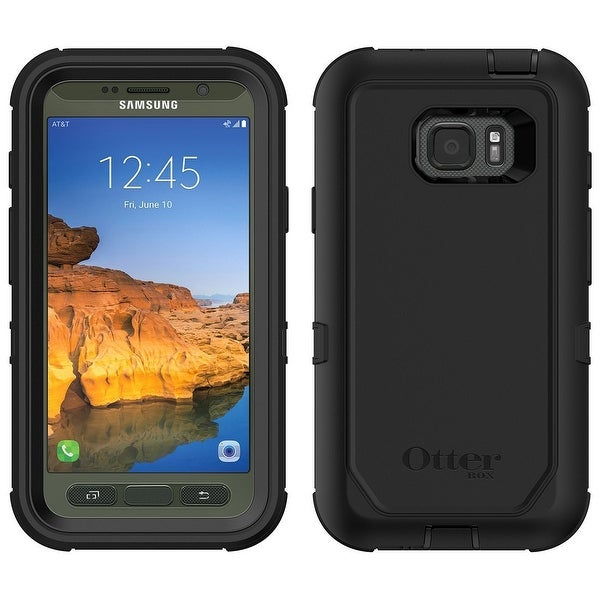 brand new 174be 4cc13 OtterBox DEFENDER SERIES Case for Samsung Galaxy S7 ACTIVE