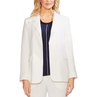 Link to Vince Camuto Womens Blazer Textured Open-Front Similar Items in Suits & Suit Separates