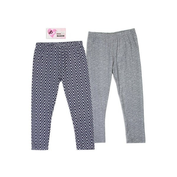 Shop Twin Pack Girls 7-16 Leggings - Size - 14 16 - Free Shipping On Orders  Over  45 - Overstock.com - 23160014 6ce17d6ec2a2