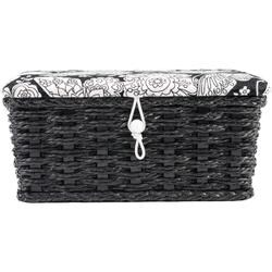 Butterfly -Sewing Basket Rectng