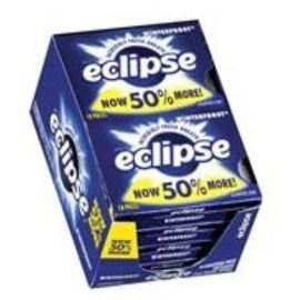 Eclipse Sugar Free Gum Winterfrost 8 packs (18 ct per pack)