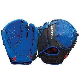 Z-Flex Youth Glove, Blue, 10 Right Hand Throw
