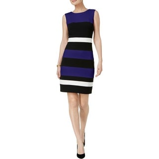 Link to Tommy Hilfiger Womens Wear to Work Dress Sleeveless Business Attire Similar Items in Dresses