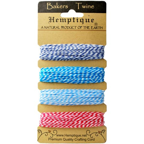 Cotton Baker's Twine 2-Ply 120'-Berrylicious