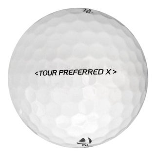 48 TaylorMade Tour Preferred X - Value (AAA) Grade - Recycled (Used) Golf Balls