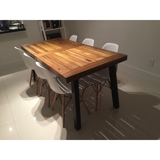 Sparta acacia wood rectangle dining table by christopher knight home sparta acacia wood rectangle dining table by christopher knight home brown watchthetrailerfo