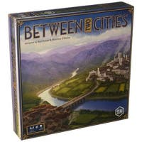 Between Two Cities Board Game - multi
