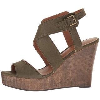 Link to Indigo Rd. Womens Kamryn Open Toe Casual Platform Sandals Similar Items in Women's Shoes