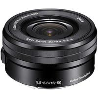 Sony E PZ 16-50mm f/3.5-5.6 OSS Lens (International Model) - black