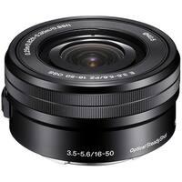 Sony E PZ 16-50mm f/3.5-5.6 OSS Lens (Open Box)