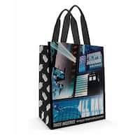 Doctor Who Small Tote Bag: Tokyo Tardis - Multi
