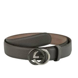 ece56d74c05 Buy Gucci Men s Belts Online at Overstock