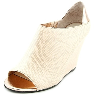 Coconuts By Matisse Varient Women Open Toe Synthetic Ivory Wedge Heel