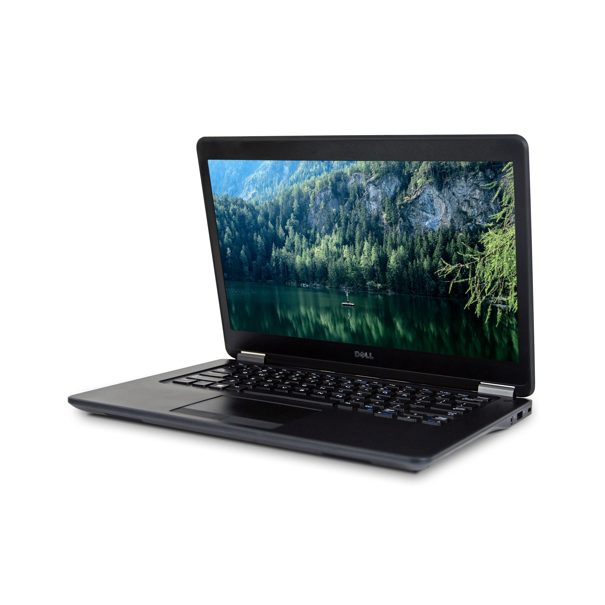 Dell Latitude E7450 Core i5-5300U 2 3GHz 8GB RAM 256GB SSD Win 10 Pro  14-inch Ultrabook (Refurbished)