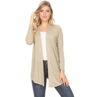 Link to Women's Casual Solid Draped Sweater Cardigan Similar Items in Women's Sweaters