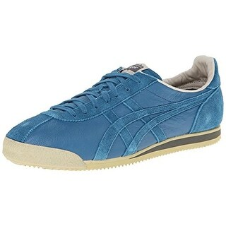 Onitsuka Tiger Womens Leather Flat Fashion Sneakers - 12.5