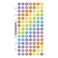Sticko Classic Stickers, Jelly Flowers
