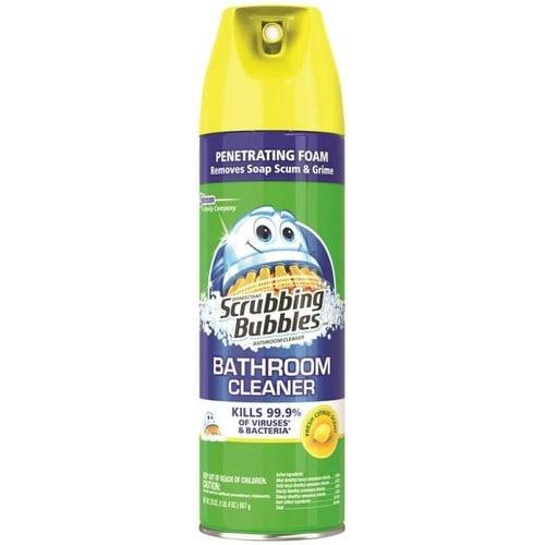 Scrubbing Bubbles 71362 Bathroom Cleaner, 22 Oz